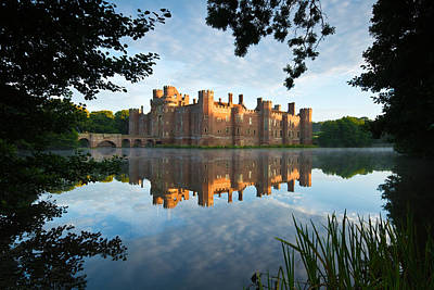 Photograph - Herstmonceux Castle by Will Gudgeon