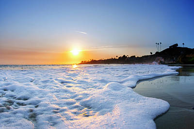 Laguna Beach Wall Art - Photograph - Hesler Sunset by Sean Davey