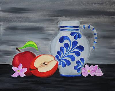 Painting - Hessen Nights by Iryna Goodall