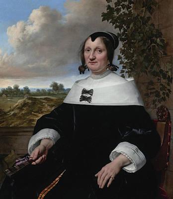 Painting - Hester Du Pire by Bartholomeus van der Helst