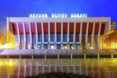 Photograph - Heydar Aliyev Palace by Fabrizio Troiani