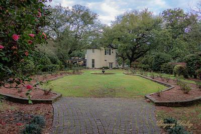 Photograph - Heyman Garden 03 by Gregory Daley  MPSA