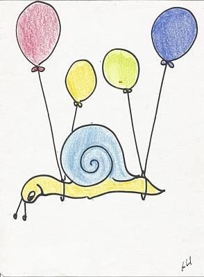 Animation Drawing - Hi, Anyone Down There? by Gabriel Coelho