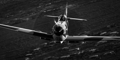 Photograph - Hi Con Spitfire by Jay Beckman