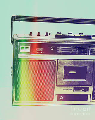 Equipment Wall Art - Photograph - Hi-fi Pop by Jorgo Photography - Wall Art Gallery