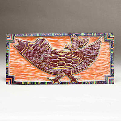 Folk Art Woodcarving Painting - Hi-oh Silver Away by James Neill