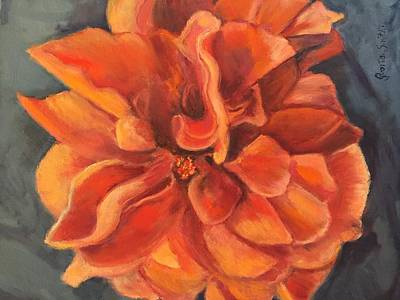 Painting - Hibiscus by Gloria Smith