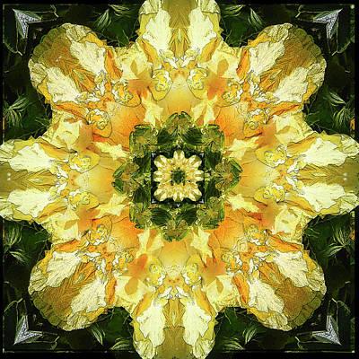 Painting - Hibiscus by Jesus Nicolas Castanon