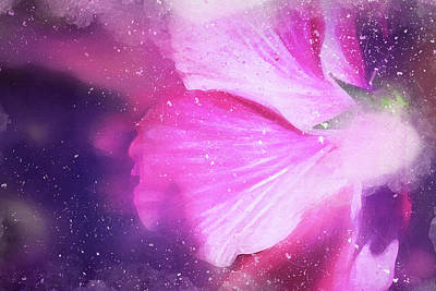 Photograph - Hibiscus Scatter by Kay Brewer