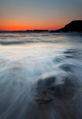 Hidden Beneath The Tides Original by Mike  Dawson