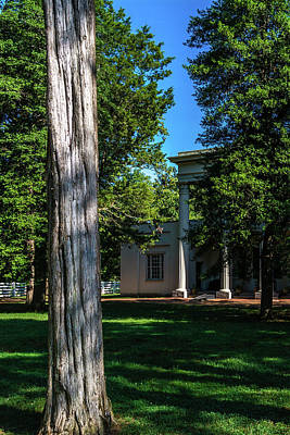 Photograph - Hidden Columns - Color by James L Bartlett
