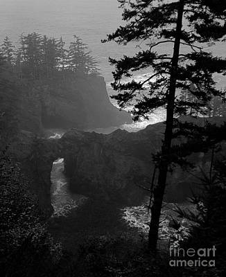 Photograph - Hidden Cove-signed-#065 by J L Woody Wooden