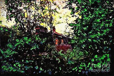 Photograph - Hidden Dacha by Sarah Loft