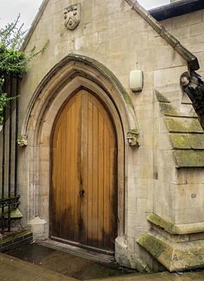 Photograph - Hidden Door by Jean Noren