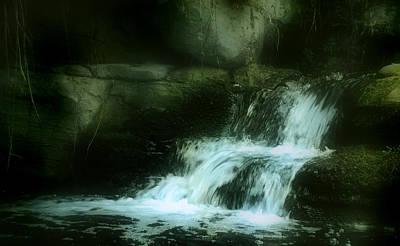 Photograph - Hidden Falls by Kathleen Stephens