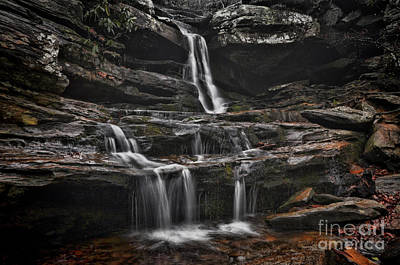 Photograph - Hidden Falls by Randy Rogers