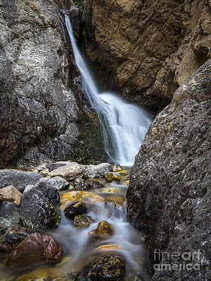 Photograph - Hidden Falls by Spencer Baugh
