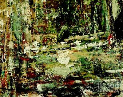 Painting - Hidden Forest by Marsha Heiken