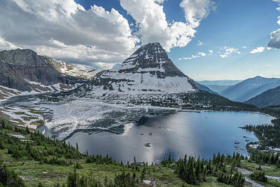 Photograph - Hidden Lake by Alpha Wanderlust