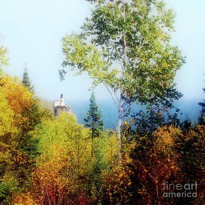 Photograph - Hidden Lighthouse by Scott Kemper