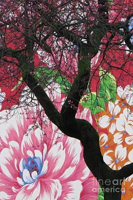 Photograph - Hidden Mural by Frank Townsley