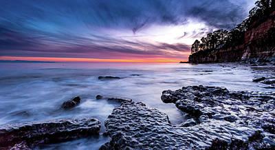 Photograph - Hidden Reef by Nick Borelli