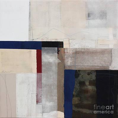 Painting - Hidden Spaces I by Nedko  Nedkov