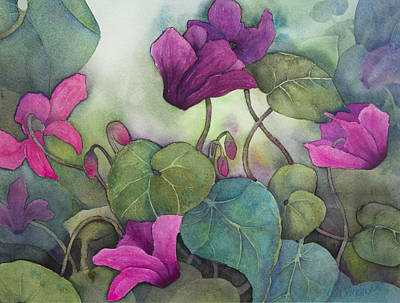 Painting - Hidden Things by Lisa Vincent