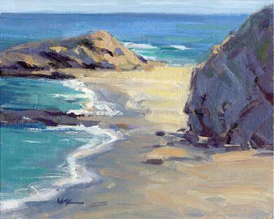 Painting - Hidden Treasure  by Konnie Kim
