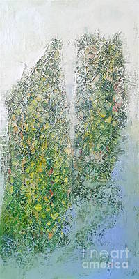 Painting - Hidden Treasure  by Wonju Hulse