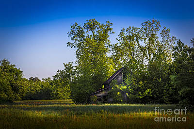 Farm Building Photograph - Hidden Treasures by Marvin Spates