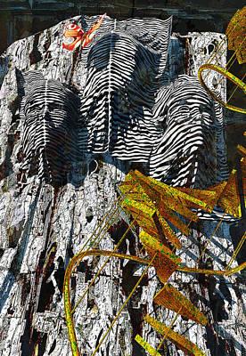 Digital Art - Hidden Truth by Haruo Obana