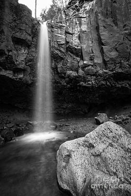 Photograph - Hidden Waterfall by Vincent Bonafede