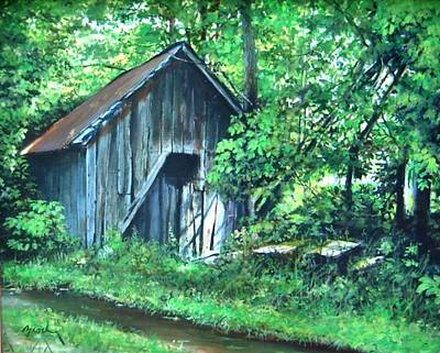 Painting - Hidden by William Brody