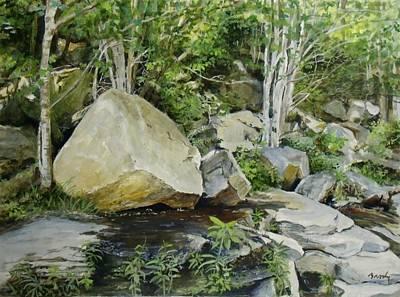 Painting - Hide And Seek by William Brody