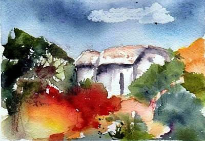Painting - Hideaway by Anne Duke