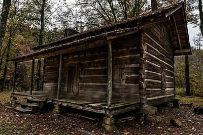 Photograph - Hideaway Cabin by Randy Walton