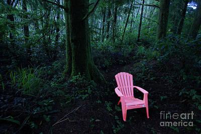 Hiding Photograph - Hiding Place by Masako Metz