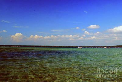 Photograph - Higgins Lake by Gary Wonning