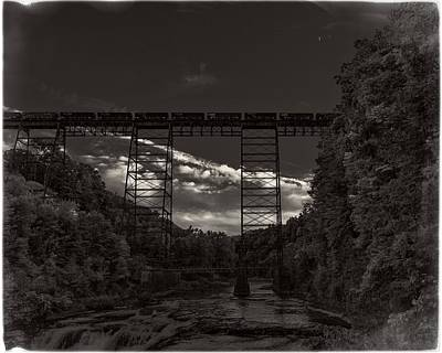 Photograph - High Bridge by Richard Engelbrecht