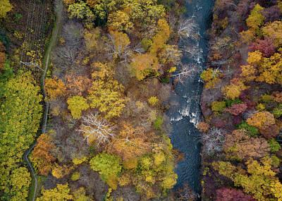 Photograph - High Bridge Trail  by Tim Fitzwater
