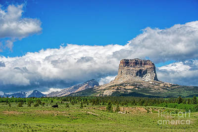 Photograph - High Butte by David Arment