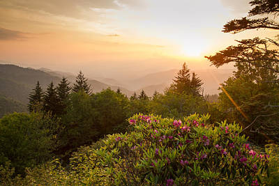 Photograph - High Country Sunset by Doug McPherson