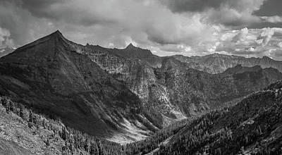 Photograph - High Country Valley by Jason Brooks