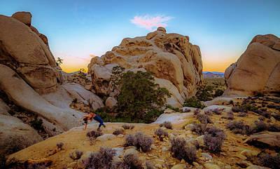 Photograph - High Desert Pose by T Brian Jones