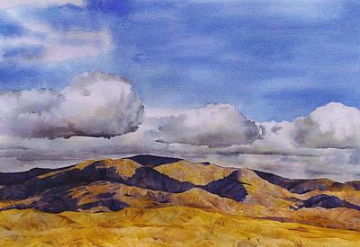 Painting - High Desert by Tyler Ryder