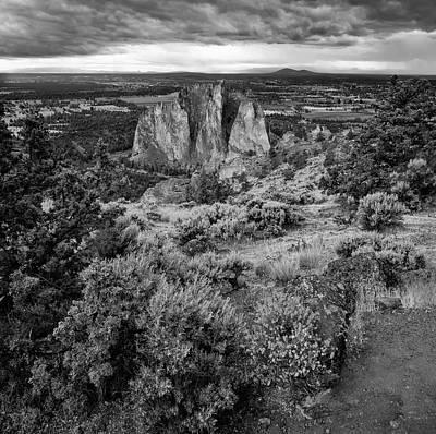 Photograph - High Desert Vista by Steven Clark