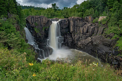 Photograph - High Falls by Gary McCormick