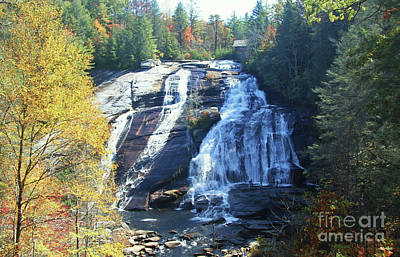 Photograph - High Falls In Autumn by Kevin McCarthy
