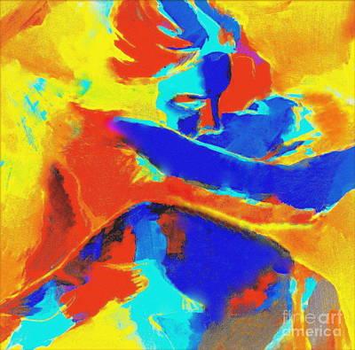 Painting - High Heaven by Helena Wierzbicki